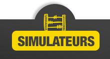 Simulation PresseTaux Tours
